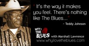 The Blues Has Feeling - It's Got Guts